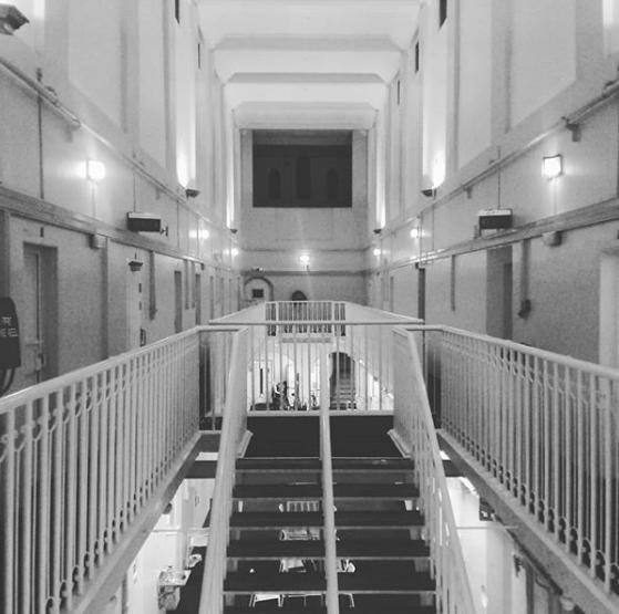 Jailhouse Accommodation, Christchurch, New Zealand