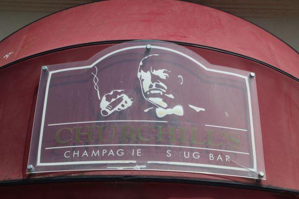 Churchill's, Napier, New Zealand