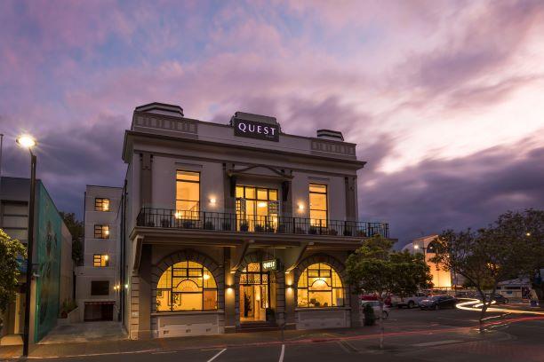 Quest, Napier, New Zealand
