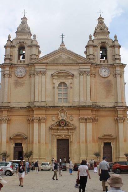 St. Paul Cathedral, Mdina, Malta