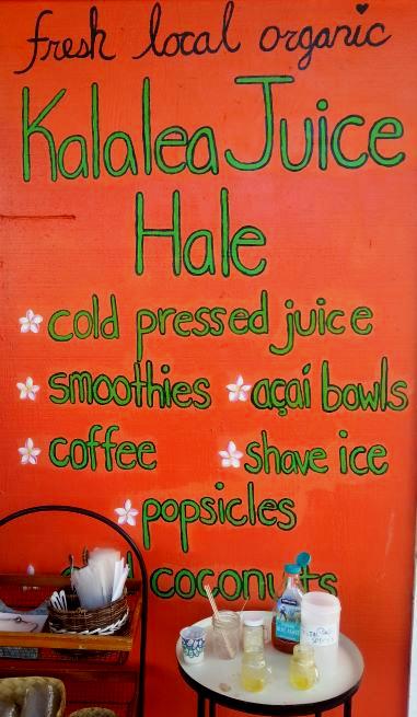 Kalalea Juice Hale, Kauai, Hawaii