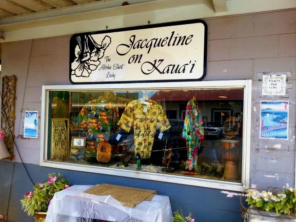 Jacqueline on Kauai, Hawaii