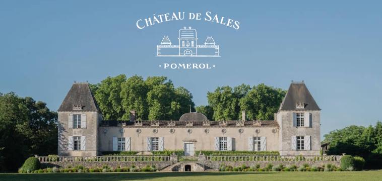 Château de Sales, Libourne, France