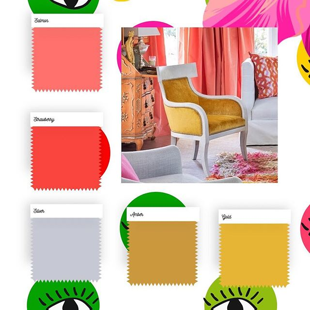 Interior design color pallets can be so much fun to create!! I am digging everything warm right now - from texture to tone... salmons, peaches, velvety golds and vibrant reds are all I can think about!! Maybe that's just me wanting winter to be OVER already! LOL. What color pallets are you guys digging right now?⠀⠀⠀⠀⠀⠀⠀⠀⠀ .⠀⠀⠀⠀⠀⠀⠀⠀⠀ .⠀⠀⠀⠀⠀⠀⠀⠀⠀ .⠀⠀ #colorful #branddesigner #brandstylist #visualidentity #moodboardmonday #creativelifehappy #homedecor #happycreativelife #creativeclique #graphicdesigner #graphicdesigners #smallbizowner #branddesign #branding #designlifestyle #colourpalette #interiorinspiration #branding #womenindesign #brandingbabe #ihavethisthingwithpink #creativeclique #friyay #creativeentrepreneur #girlswholikecolor #ihavethisthingwithcolor #colorfordays #lovelysquares #colourlovers