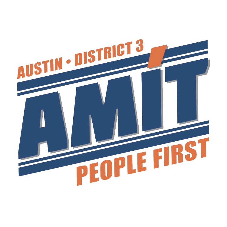 Amit for District 3