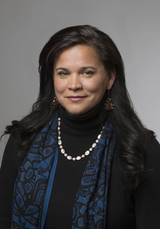 Janeen Comenote, Executive Director National Urban Indian Family Coalition