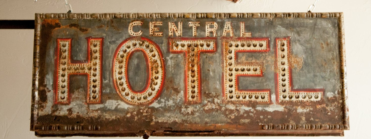 Historic Boutique Hotel Burns Oregon | Historic Central Hotel