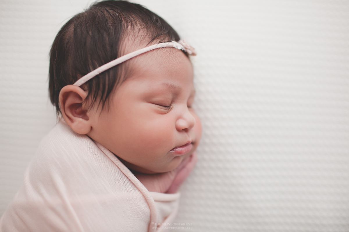 seattle newborn baby photography studio