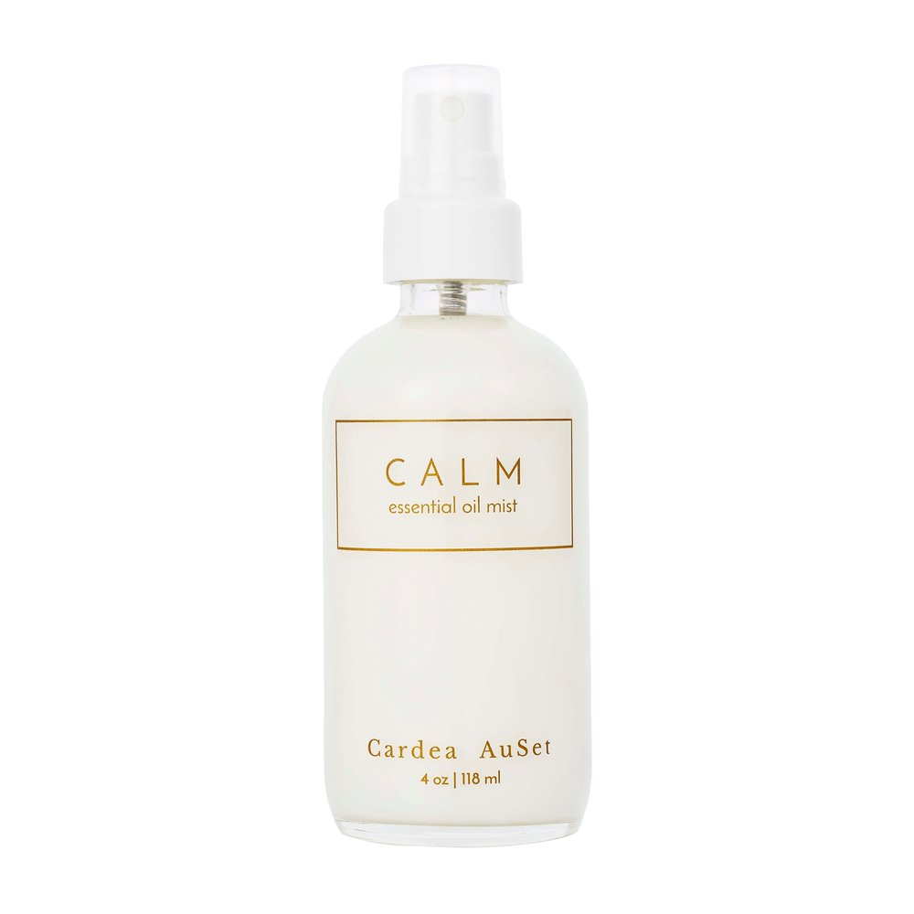 Natural Winter Skin Care — Try Calm Essential Oil Mist from Cardea AuSet