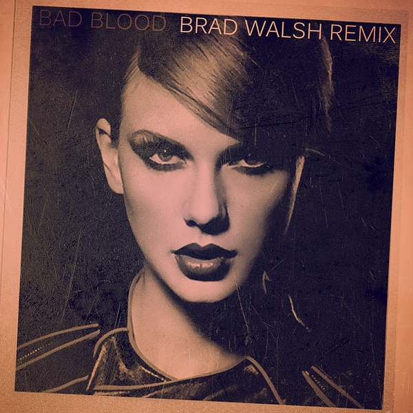 REMIXOGRAPHY - 2017: Alicia Solo: Good (Brad Walsh Remixes)2016: T.O.N.E-z: Check My Fresh (feat. Brad Walsh)2015: Selena Gomez: Good For You (Brad Walsh Remix)2015: Tove Lo: Talking Body (Brad Walsh Remix)2015: Taylor Swift: Bad Blood (Brad Walsh Remix)2015: Strange Names: Ricochet (Brad Walsh Remix)2013: Lady Gaga: Aura (Brad Walsh Remix)2013: Alicia Witt: Do It (Brad Walsh Remix)2012: Gotye: Somebody That I Used To Know (Brad Walsh Remix)2012: Hustle Roses: Alive (Brad Walsh Remix)2012: Cedar Park: All By Myself (Brad Walsh Remix) (Dead Daisy Records)2011: Britney Spears: Hold It Against Me (Brad Walsh Remix)2011: The B-52's: Juliet of the Spirits (Brad Walsh Remix)2011: The Beautiful Bodies: She's A Blast (Brad Walsh Remix)2011: Junior Sanchez feat. Brad Walsh: We Luv the Night (Nervous Records)2011: Tracy Bonham: Behind Every Good Woman (Brad Walsh Remix)2011: Juliana Hatfield: Don't Wanna Dance (Brad Walsh Remix)2010: Operator Please: Volcanic (Brad Walsh Remix) (EMI Australia)2010: Lady Gaga: Monster (Brad Walsh 5-track Remix EP)2010: Sarah McLachlan: Loving You Is Easy (Brad Walsh Remix) (Sony/Arista)2010: Lady Gaga & Beyonce: Telephone (Brad Walsh Remix)2010: Rihanna: Rude Boy (Brad Walsh Remix)2010: Kat DeLuna feat. Akon: Push Push (Brad Walsh Remix)2010: Adam Lambert: Whataya Want From Me (Brad Walsh Remixes) (RCA/Jive)2010: Databoy: Misinformation (Brad Walsh Remix)2009: Adam Lambert: For Your Entertainment (Brad Walsh Remix) (RCA/Jive)2009: Britney Spears: 3 (Brad Walsh Remix)2009: Kat DeLuna: Unstoppable (Brad Walsh Remix)2009: Junior Sanchez feat. Good Charlotte: Elevator (Brad Walsh Remix)2009: Reni Lane: Place For Us (Brad Walsh Remix)2008: Beyonce: Single Ladies (Put A Ring On It) (Brad Walsh Remix)2008: Britney Spears: Circus (Brad Walsh Remix)2008: Kanye West: Love Lockdown (Brad Walsh Remix)2008: Britney Spears: Womanizer (Brad Walsh Remix)2007: Ashlee Simpson: Outta My Head (Brad Walsh Remix)2007: Alan MX: Captain America Video (Brad Walsh Remix)2006: Punk Bunny: G-Spot (Brad Walsh Remix)2005: FannyPack: NuNu (Brad Walsh Remix)2005: MIA: Pull Up the People (Brad Walsh Remix)