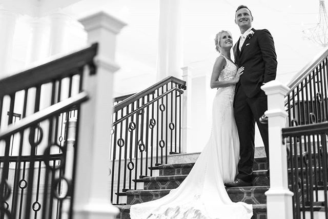 Congratulations to Victoria & William! What a beautiful couple #wedding #weddingphotographer  #brideandgroom #theknot #nikon #d810 #photography #bw #bwphoto #floridaphotographer #orlando #orlandowedding #congratulations #classic #weddingphoto #weddingphotography #creativewedding #makemoments #florida