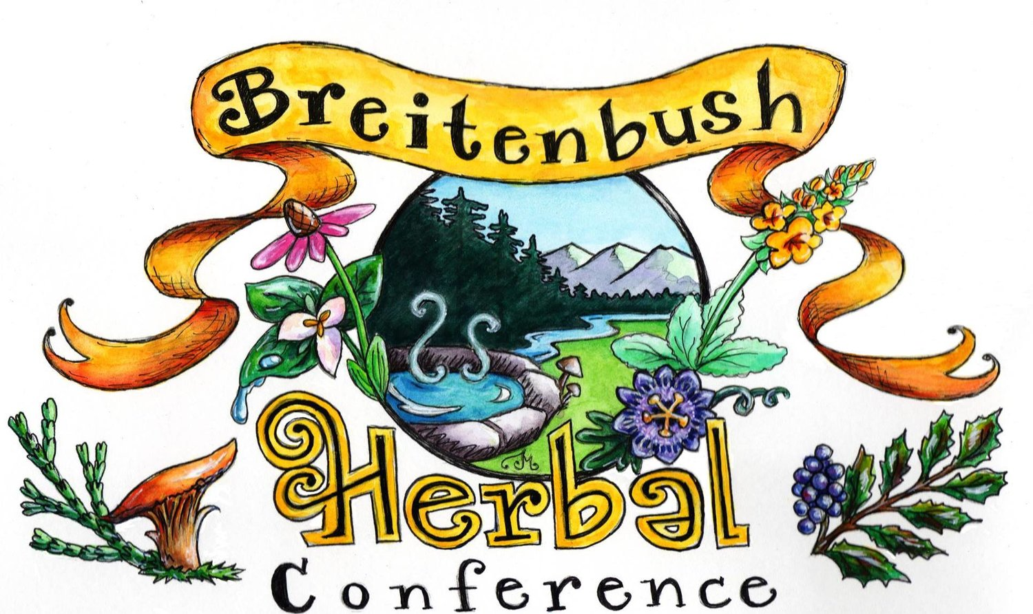 Breitenbush Herbal Conference