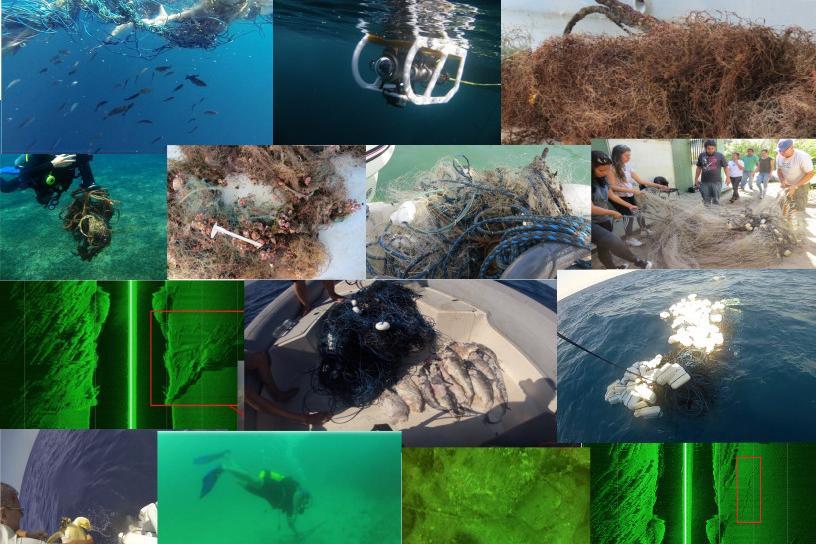 Petrechos de Pesca Perdidos no Mar