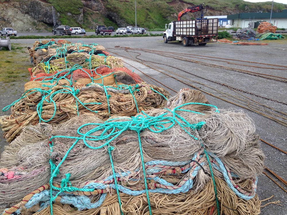 Alaska Net Recycling