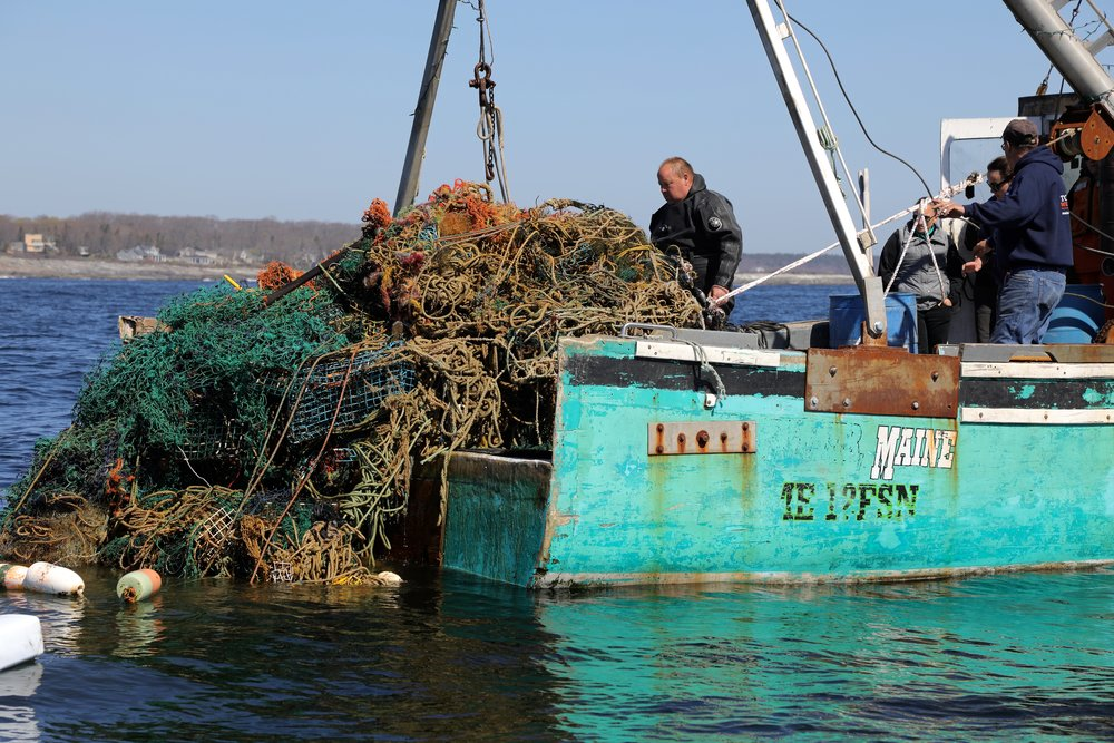 Gulf of Maine Ghost Gear Removal