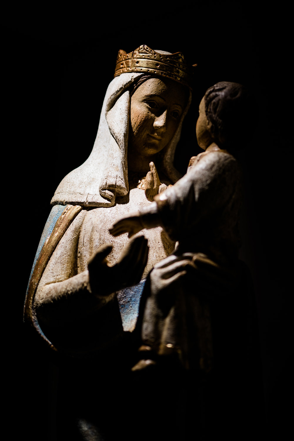 5 REASONS MARY THE NEW EVE IS OUR PATRON (AND SHOULD BE YOURS TOO) -