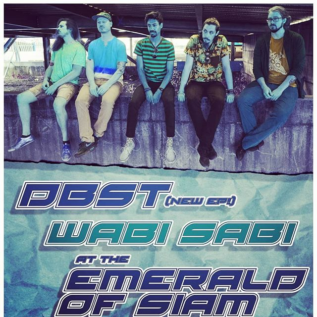 RICHLAND! THIS SATURDAY! 10/20! 🤘😎🤟 Come scoop up a copy of the new EP!  @emeraldofsiam  #dbst #dbstband #FORMDBSTROYER #pnwmusic #wabisabi #emeraldofsiam #tricities