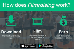Here's a quick presentation that can be used to introduce Filmrasing at your next faculty meeting. The information in this set of slides can be used when sharing the Filmraising initiative with faculty, athletic department staff, and parents. Feel free to take content and ideas from this deck and adapt them to your needs when sharing the Filmraising program at your school, club, or league.   PDF Download  -  PPT Download  -  Keynote Download