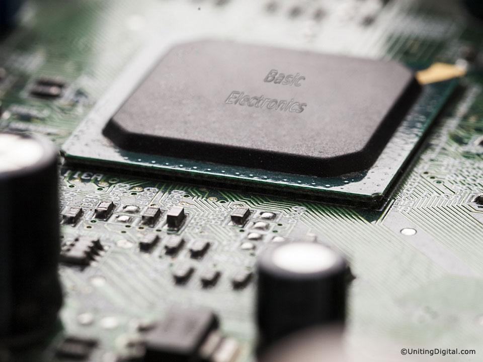 Basic Electronics for IoT Boards — Uniting Digital