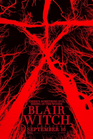 Blair Witch Poster Graphic design