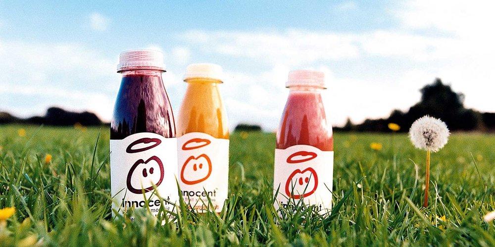 Brands we love: Innocent Drinks