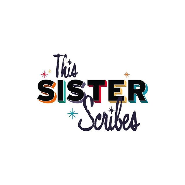 ✨ Some beautifully colourful and witchy branding created for the ever amazing @thissisterscribes recently ✨ What do you all think? . I put together a large range of fun, muted brights that pair gorgeously with the chunky font. Team it with some colourful stars 🔮 and fun handwritten type and you've got magic, baby 🧨💥 . Working with Siobhan was a total dream, small businesses run by wicked babes like her barely feel like work at all 😍 It was so lush being able to work together and see her vision through. And what a beaut it's turned out to be ❣️ . . . #logoconcept #devonbusiness #devoncreatives #exetercreatives #torbay #graphicdesigners #graphicdesignagency #logodaily #logographic #graphicdesigner #graphicdesigners #torbay #swisbest #freelancelife #freelancegraphicdesigner #smallbusinessuk #smallbusinesssupport #brandidentity #branding101 #branddesigner #brandstrategy #smallbusinessowner #smallbusinesssupport #smallbusinessmatters #smallbusinessbranding #devonshire #logoinspirations #logodesigns #logoinspiration #devonpixels