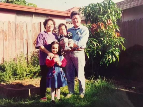 Growing up with Por Por and Gong Gong in Sydney's south.