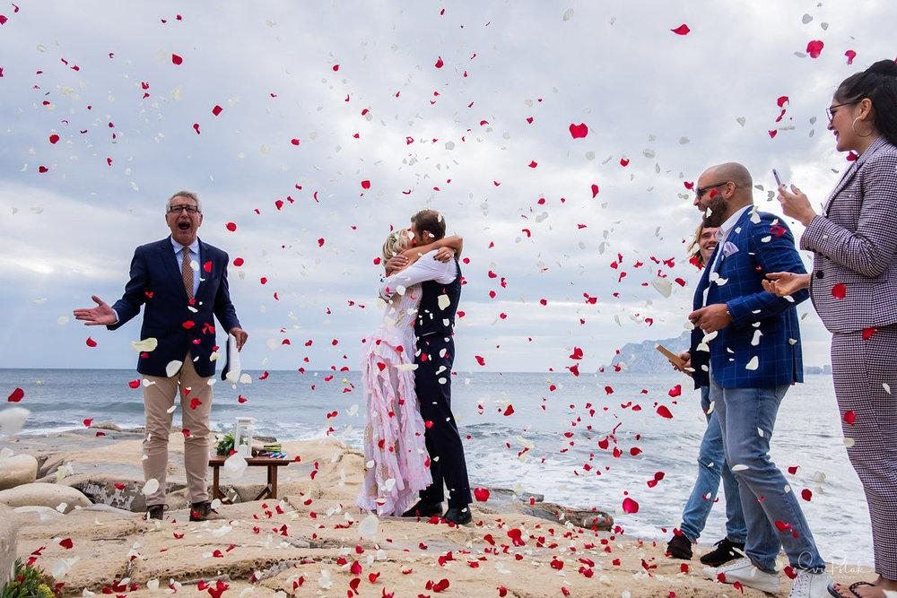 Your dream wedding atBar La Cabana. -