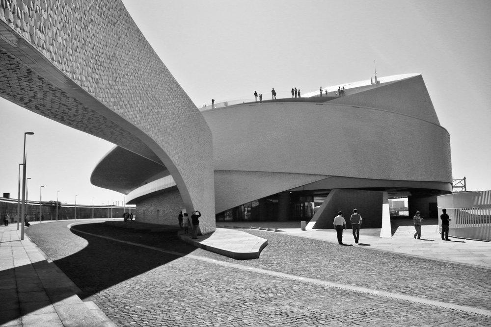 ArzichdaGama_Terminal de Cruzeiros_ Porto de Leixoes
