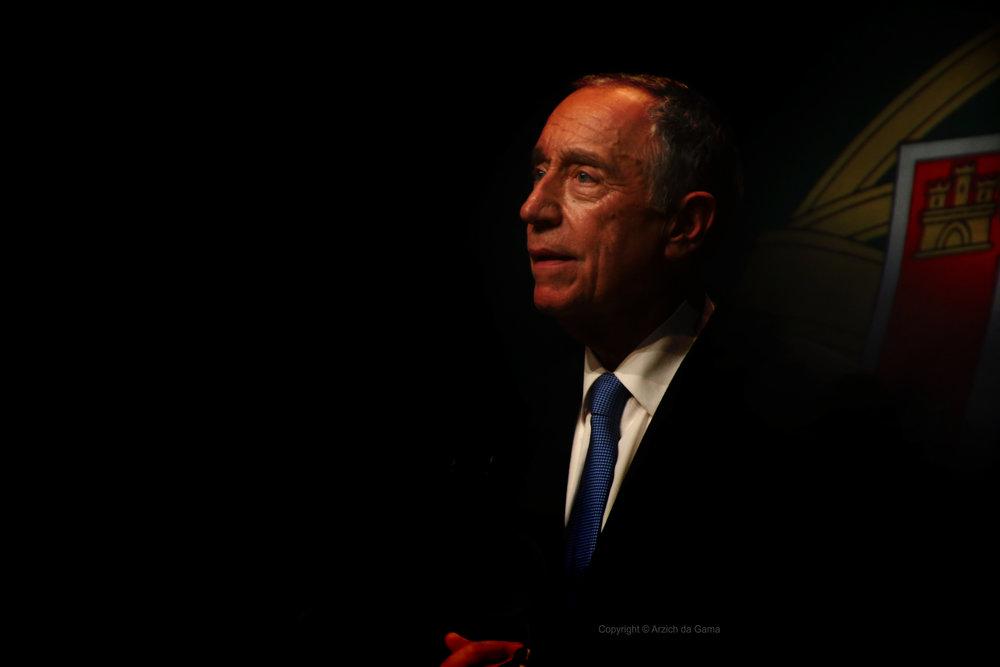 MArcelo rebelo de sousa - Portuguese Presidentials - Candidate / 2016