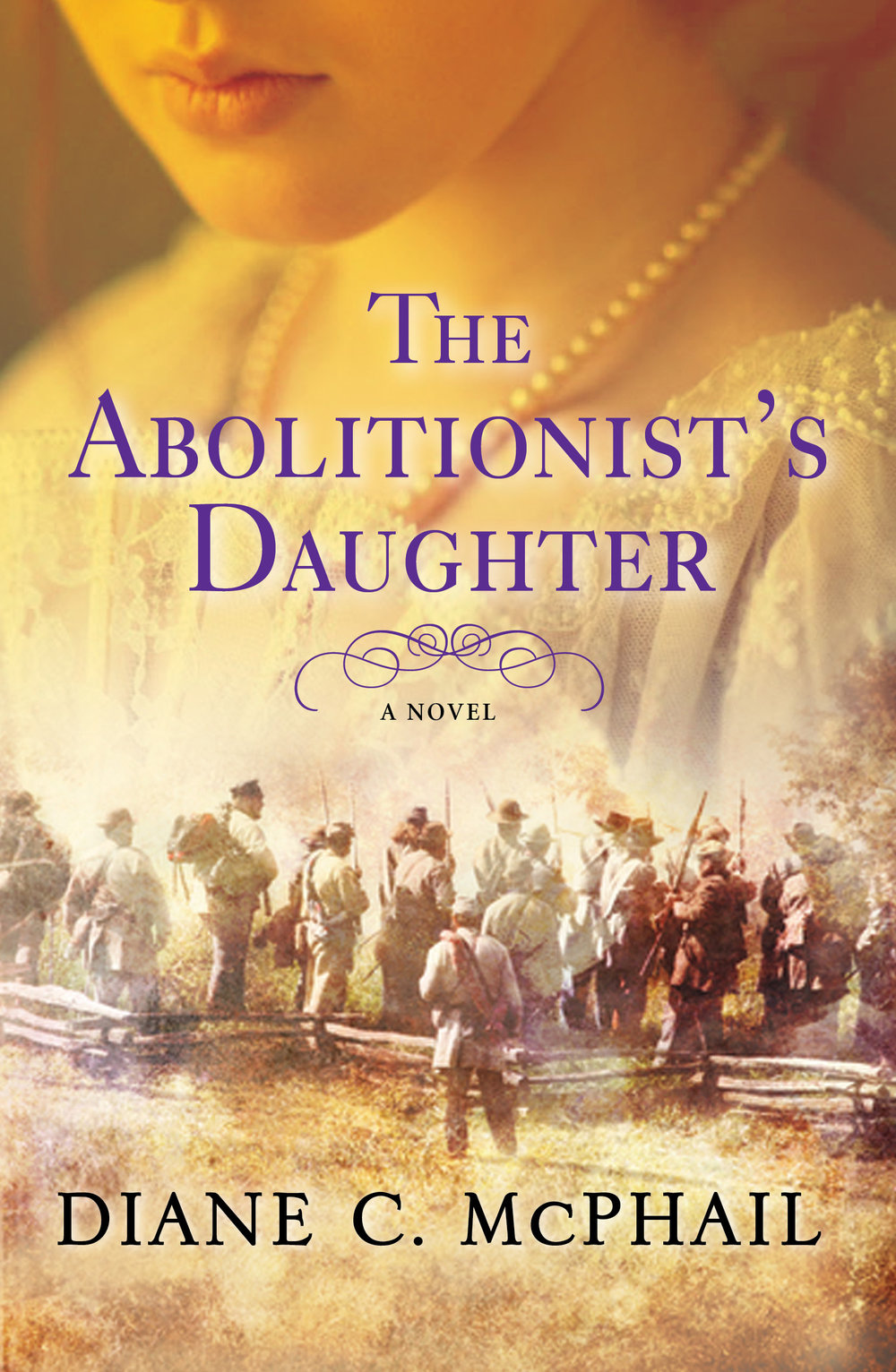 The Abolitionist's Daughter. by Diane C. McPhail