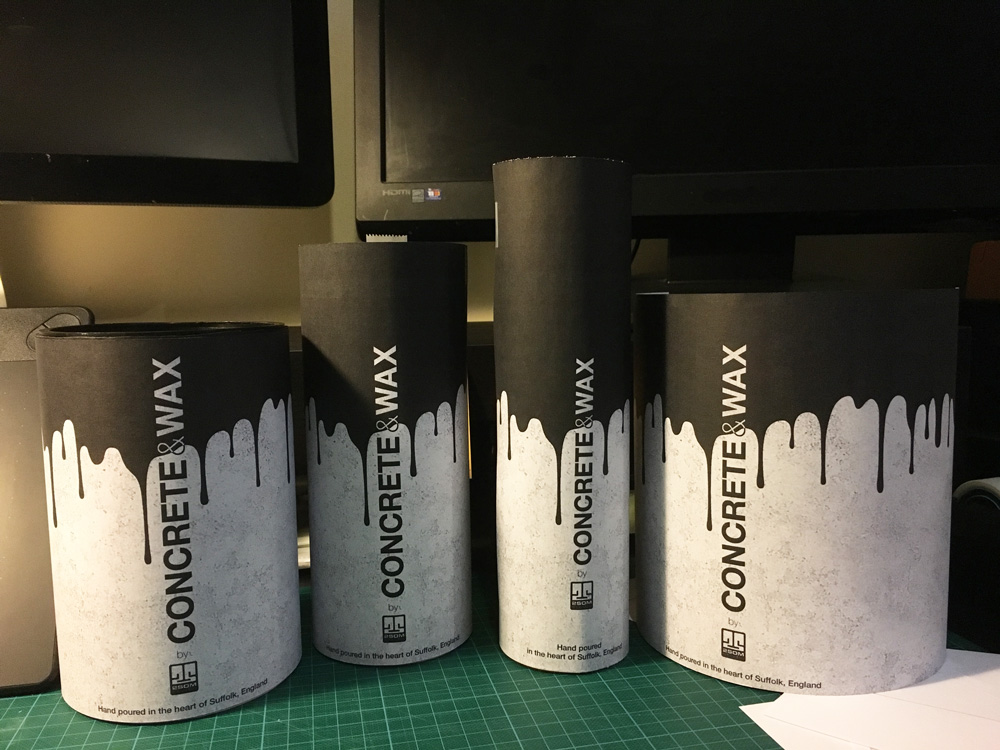 The CONCRETE & WAX Story — CONCRETE & WAX