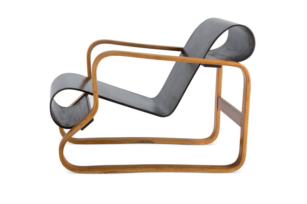 Paimio Armchair No. 41, Alvar Aalto. (c) Vitra Design Museum. Billede: Jürgen Hans.