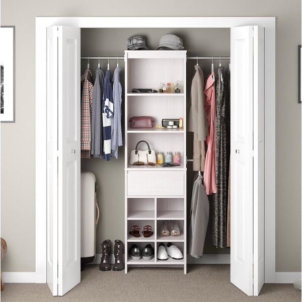 - We can take a closet, room or storage area and help you discover space you didn't know you had; you're paying for the space in your home, use it!