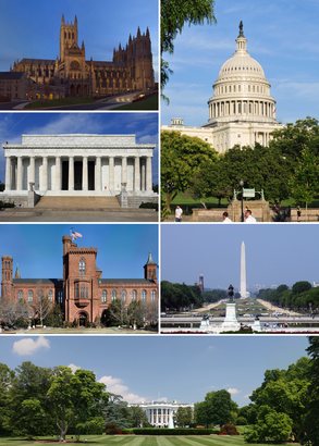 Washington DC - Thursday, June 27 - Tuesday, July 2, 2019