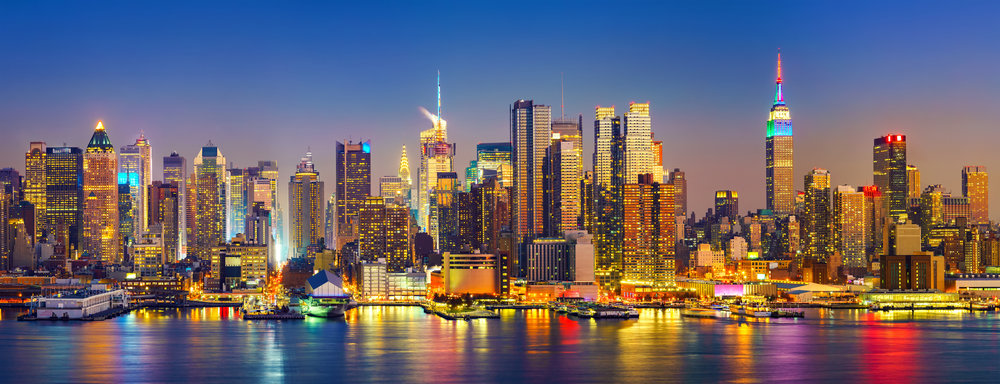 New York City - Thursday, July 11 - Wednesday, July 17, 2019Motor Coach Tour