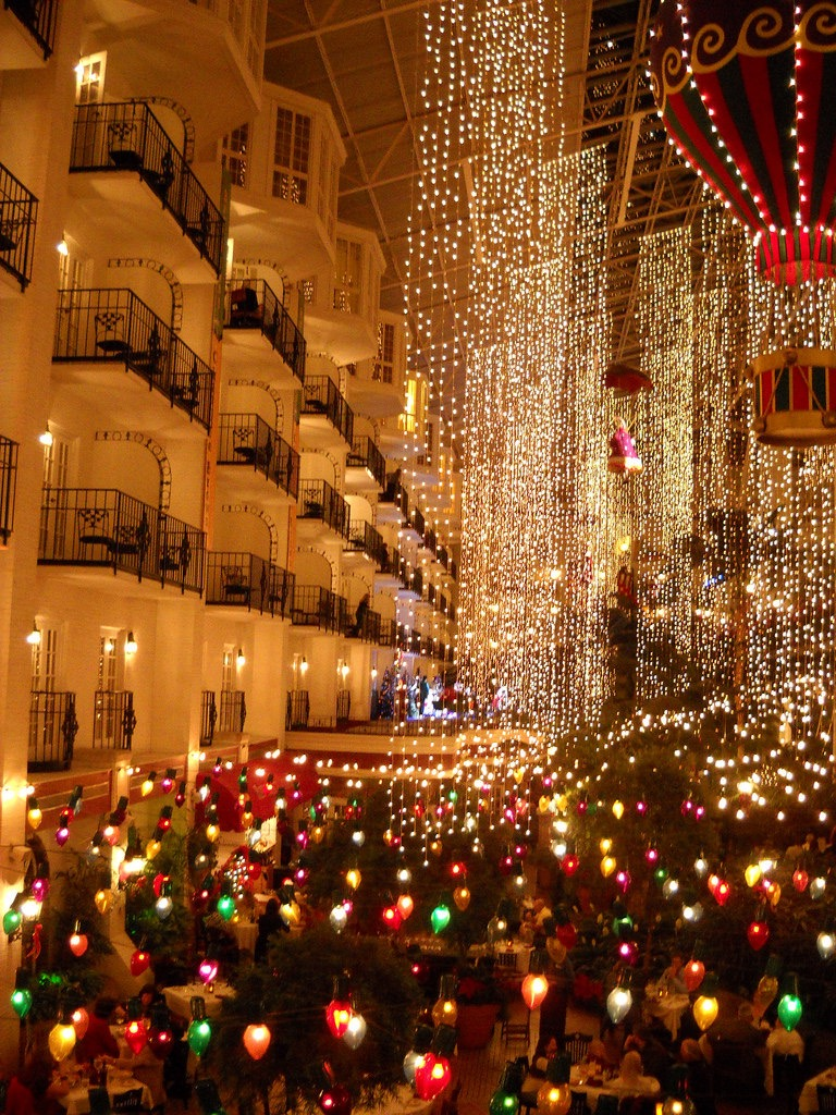 Biltmore & Opryland - Celebrate Christmas - Sunday, November 17 — Friday, November 22, 2019
