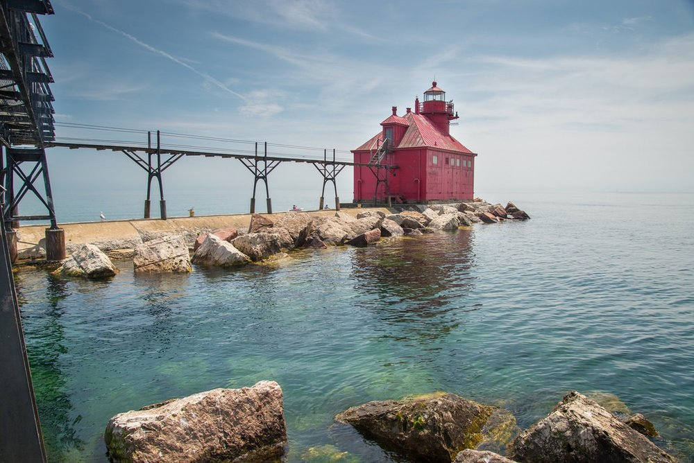 Michigan Lighthouses & Door County, WI - Sunday, September 8 - Friday, September 13, 2019