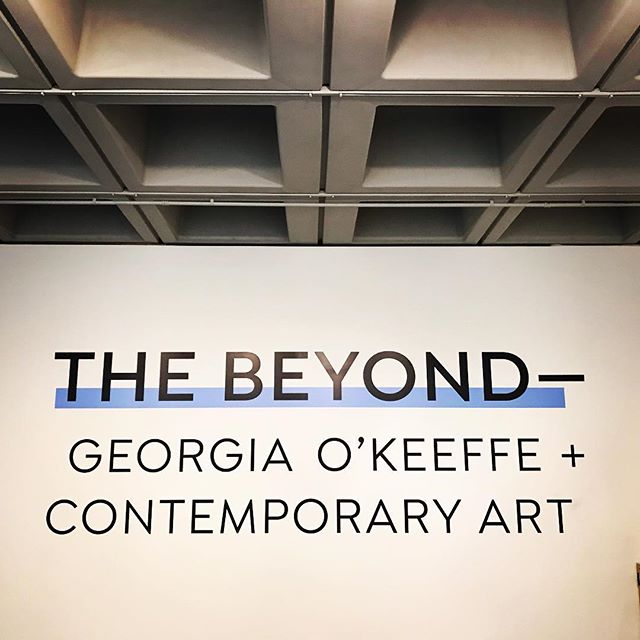 Only two more weeks to visit the super popular and powerful The Beyond exhibit at our very own @ncartmuseum 🎨 👩🎨 And while your there don't miss the works of our favorite contemporary artist @missannavaldez 💕 add a stroll through the sculpture park and your worries are sure to melt away! . . . #weheartcary #carync #downtowncary #townofcary #raleigh #durham #raleighdurham #rdu #art #georgiaokeeffe #thebeyond #annavaldez #museum #nc #northcarolina #local #ourstate #thingstodoinraleigh #apex #morrisville