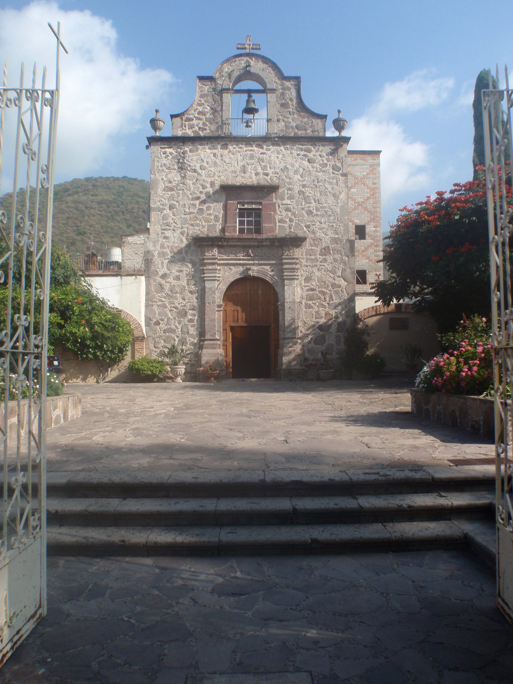 Ajijic's oldest chapel