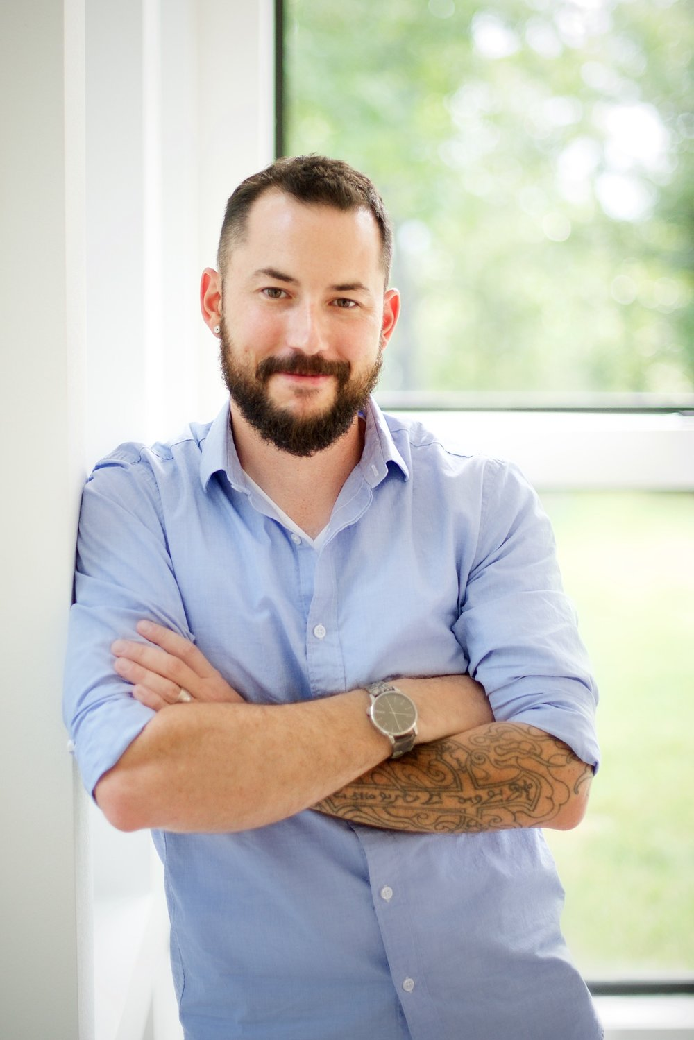 Jeremiah Russell, AIA, NCARB Principal Architect