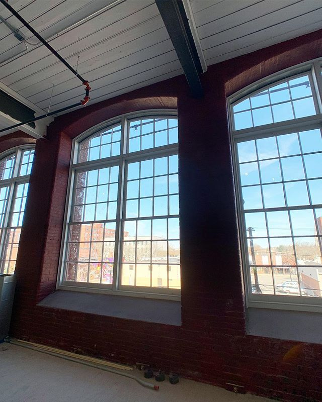 So much progress on our #Pac10Lofts project in Lawrence, Mass. 2nd and 3rd floors are nearing completion.  #architecture #affordablehousing #multifamily #rehabilitation @restoration @historicpreservation #whatanarchitectdoes