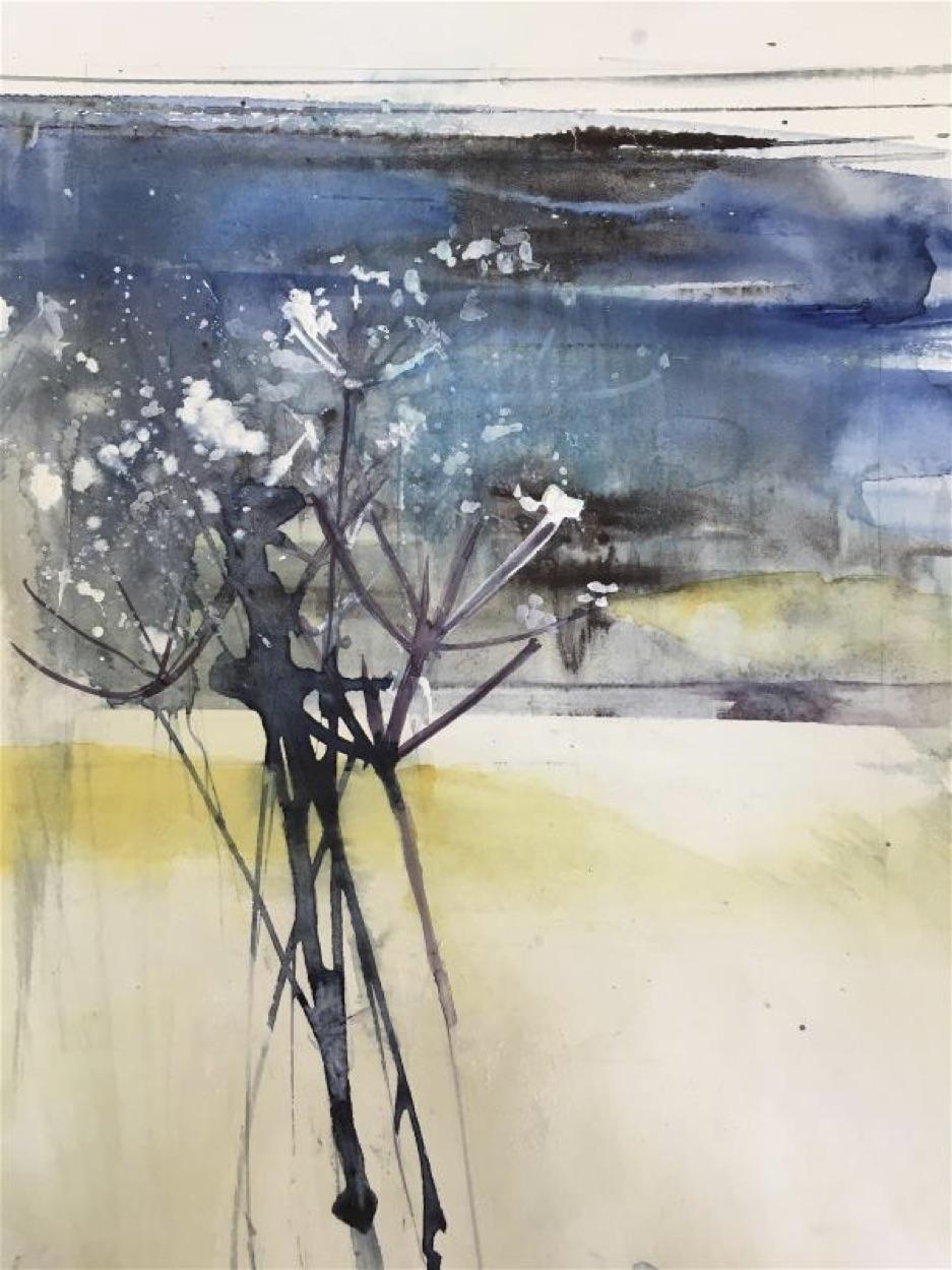 Helen Clarke 'On the Edge of the Fen'