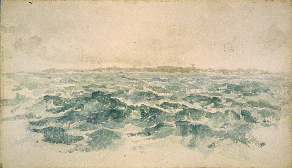 Off the Dutch Coast 1883 – 1884
