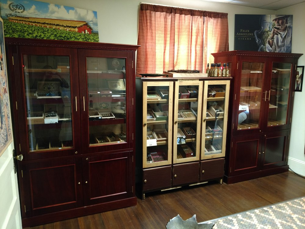 Our Humidors