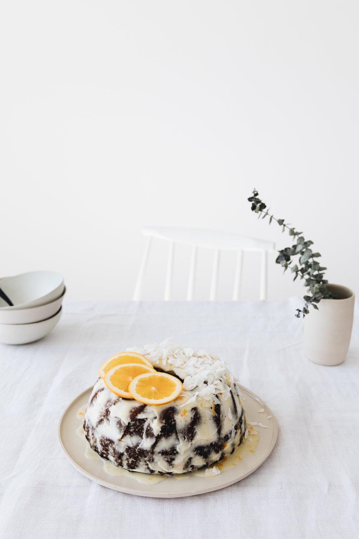 drunken carrot cake