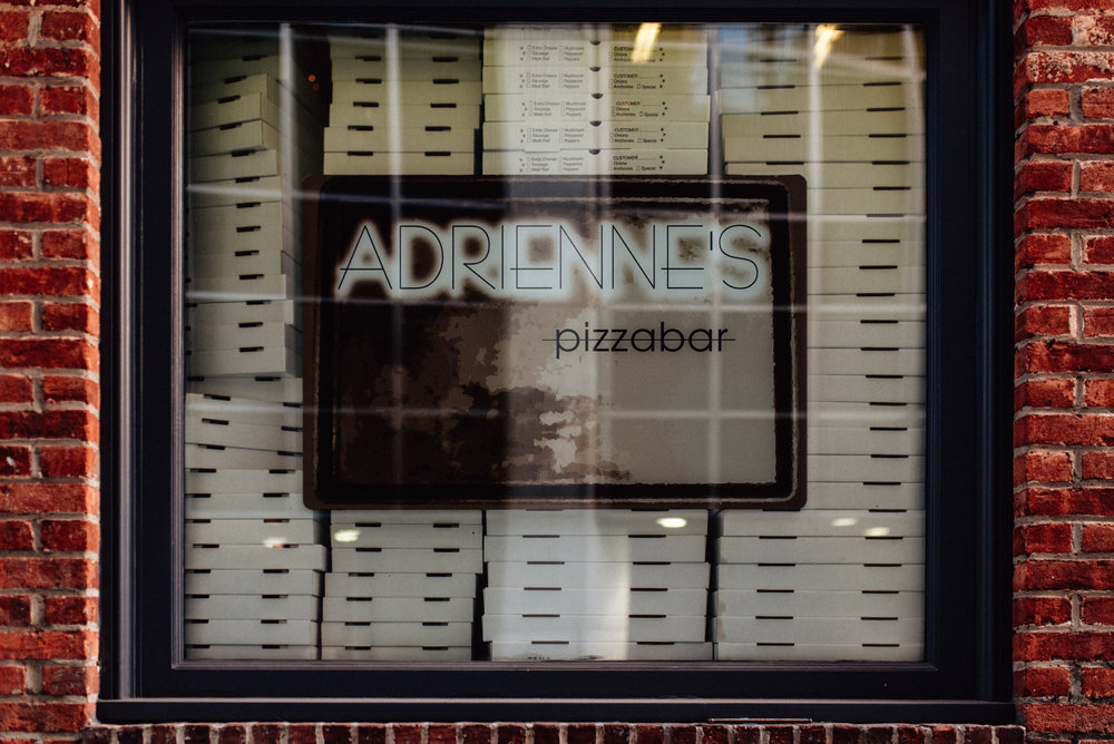 LOCATION - Adrienne's is located in the heart of the financial district, on historic stone street offering an authentic and charming new york pizzeria experience.54 Stone St, New York, NY — 10004