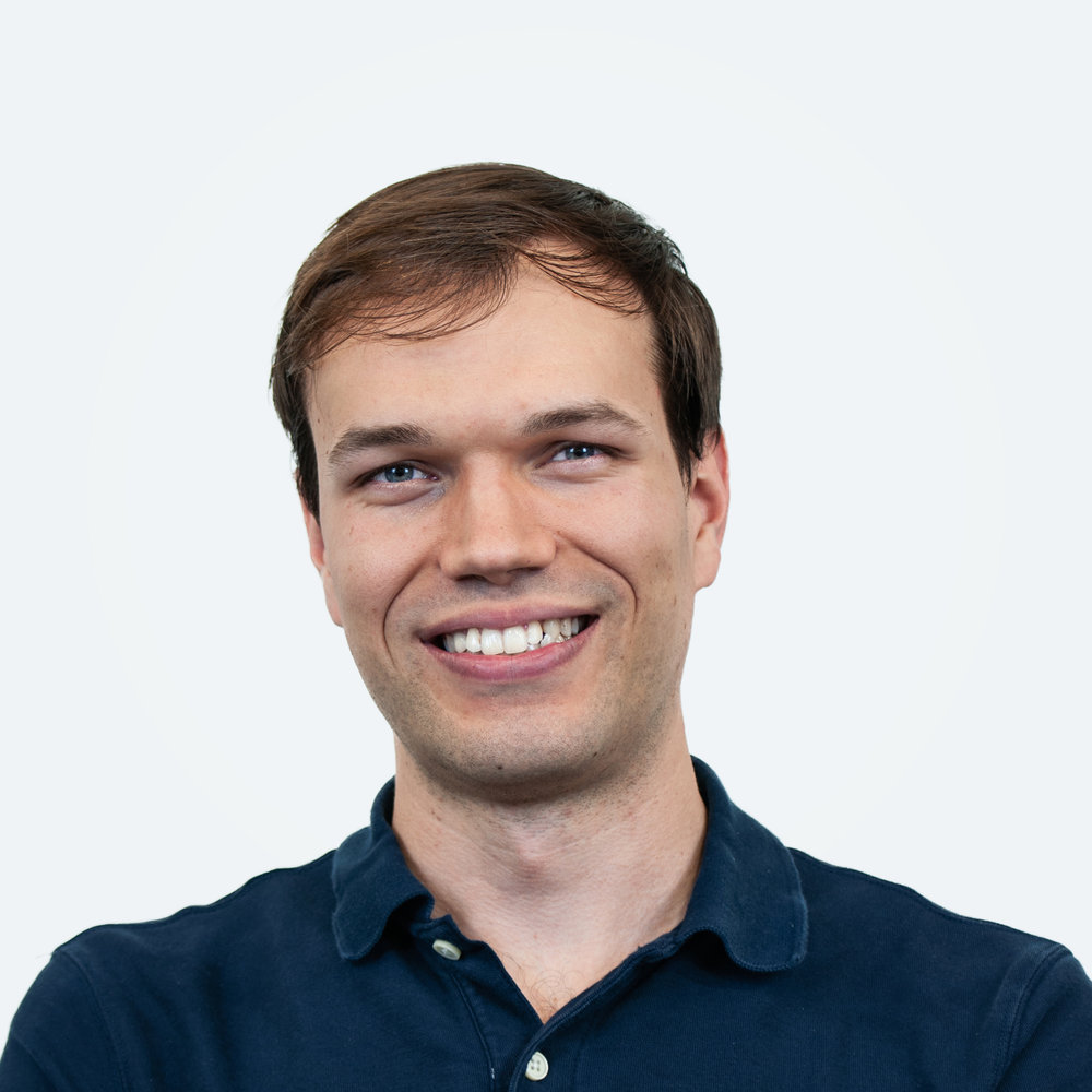 David Martin - Lead Chemist