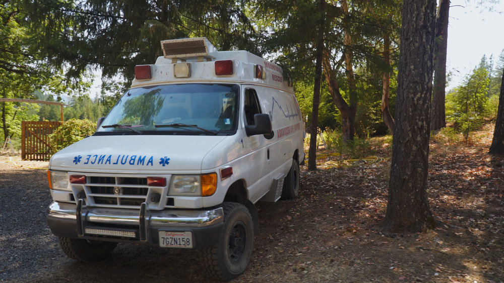 Backcountry Medical Transport -