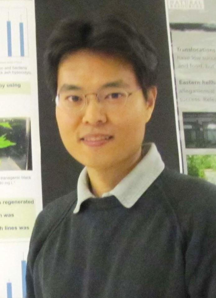 Jun Lee - Post-Docjlee220@utk.edu
